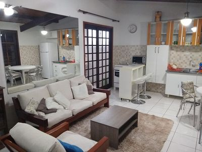 Photo for Studio in a Closed Condominium, ideal for those who come to work in the Region.