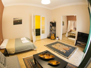 Spacious flat in Athens Center
