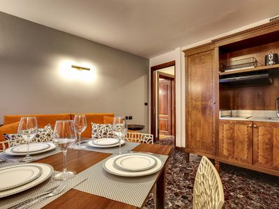 Photo for DISCOVER THE REAL VENICE IN THIS APARTMENT IN VENETIAN STYLE BEHIND ST MARK'S SQUARE