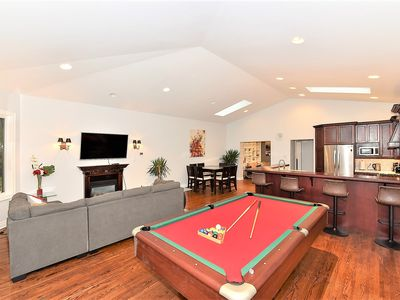 Photo for Luxurious Entertainment House in Downtown Toronto with Private Ravine Backyard