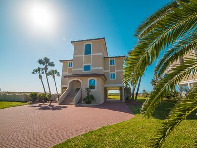 Photo for READY NOW! Spectacular 5BR/5.5BA Beachfront Luxury, Sleeps 16, Elevator, Pool