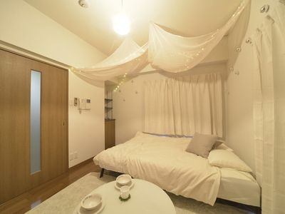 Photo for New open!! Romantic,5 mins near station