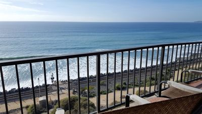 Photo for OCEANFRONT!!!  180 Degree Breathtaking Views