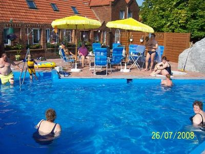 Photo for Holiday Friederikensiel for 4 people with 2 rooms - Apartment