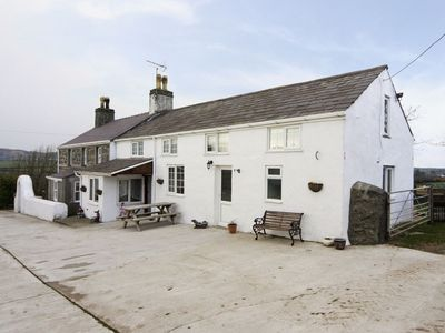 Photo for 3 bedroom property in Aberdaron. Pet friendly.