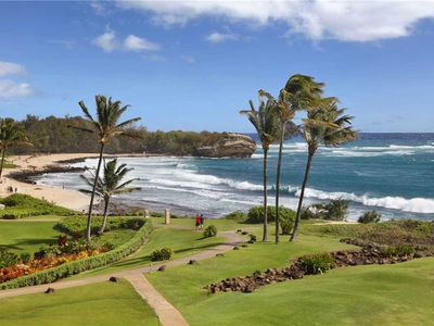 Poipu Sands Spectacular Panoramic Ocean Front Views *Poipu Sands 532*