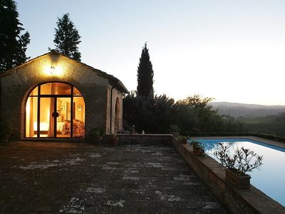 Photo for House in San Gimignano with Parking, Internet, Washing machine, Pool (117189)