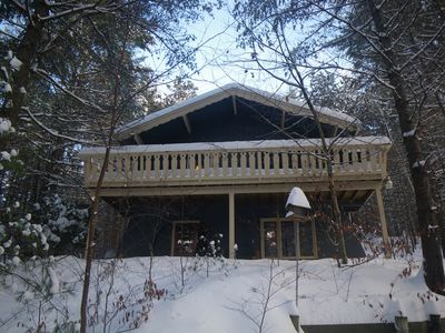 Photo for PET FRIENDLY CHALET IN THE HIGH PEAKS