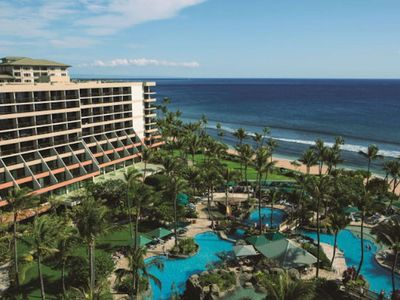 Photo for Marriott Maui Ocean Club, 1 bedroom suite Island/Mountain view!