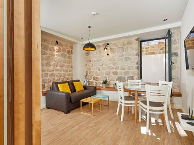 Photo for Villa Emily Apartment with terrace Prcanj 78 - Kotor