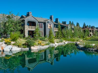 Photo for Luxury Double Master Townhome at Snowcreek the Lodges