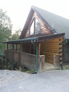 Photo for Private Yet Close Enough to Attractions, Also Access to Douglas Lake and More.