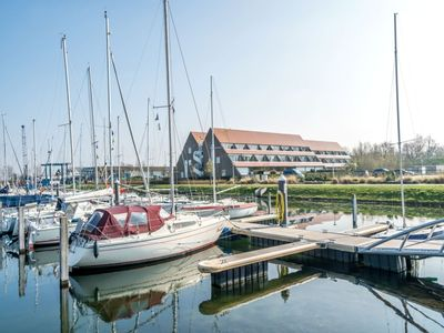 "Photo for Modern decorated apartmant with balcony overlooking the ""Grevelingenmeer"""