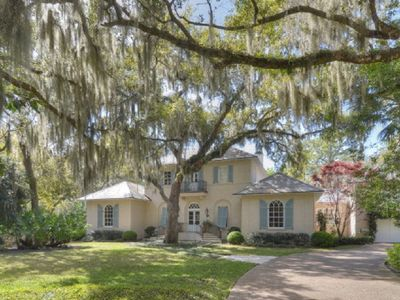 Photo for Sea Island Home - Pool, Family Friendly, Pet Friendly, Wedding and Groups Welcom