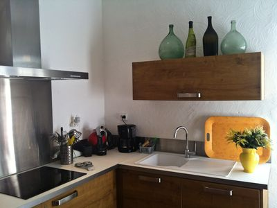 Photo for Nice house, great views of the sea (20m). 5 ch. 5 bathrooms