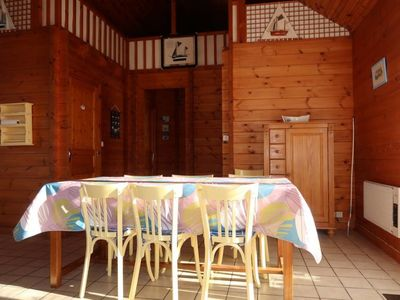 Photo for 3 bedroom Villa, sleeps 6 in Pen-an-guer with WiFi