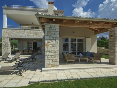 Photo for Beautiful villa with a beautiful view, perfect for families