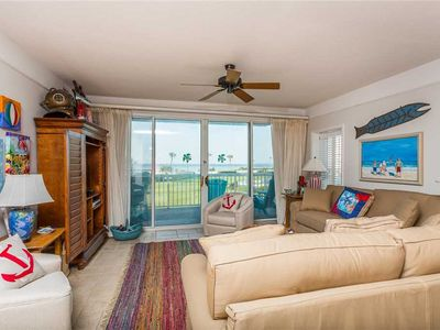 Photo for Oceanfront Condominium, Plenty of Room for Family and Friends!