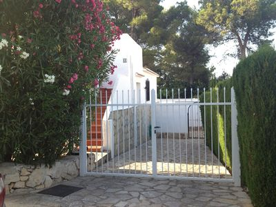 Photo for Villa in peaceful & private location of La Sella - Air Conditioning & FREE WIFI