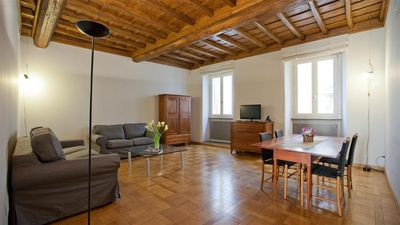 Photo for Pigna Suite 1678 apartment in Centro Storico with WiFi, air conditioning & balcony.