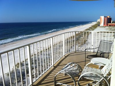 Photo for Fabulous Large Upscale 3 BR 2 BA Direct Beachfront Condo
