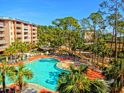 Photo for Marriott SurfWatch - Amazing CLOSE TO BEACH 2 Bedroom Unit!