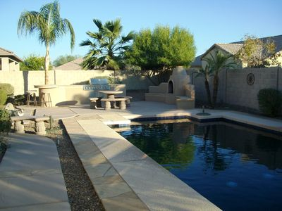 Photo for Resort Ranch Home In Gated Community. Near Nascar, Stadium, Golf, & Baseball