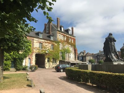 Photo for Very pretty authentic house in the heart of Normandy
