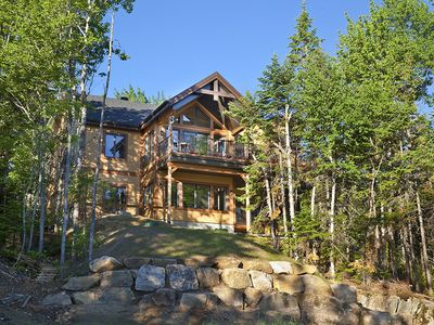 Photo for Mirador 3 Is A Beautiful Four Season Vacation Rental In Quebec, A 4stars Cottage