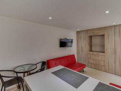 Photo for Cómodo Apto, perfecto para parejas - Comfortable apartment, perfect for couples