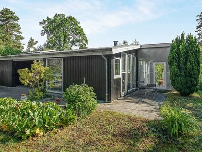 Photo for Light filled Holiday home in Jutland with lovely garden amidst greenery