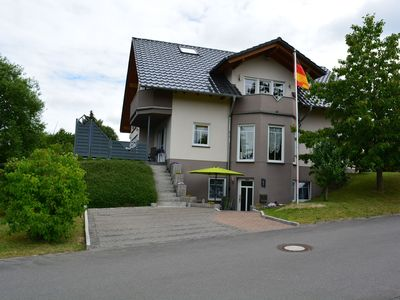 Photo for Comfortable ground-floor holiday home in quiet setting, with wonderful private terrace