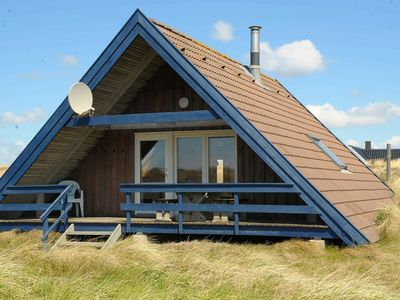 Photo for Boutique Holiday Home in Ringkøbing with Roofed Terrace