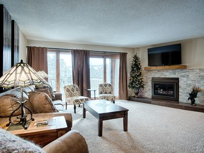 Photo for Stay in the Heart of Breckenridge! Beautiful furnishings! Ski-in, hiking access,
