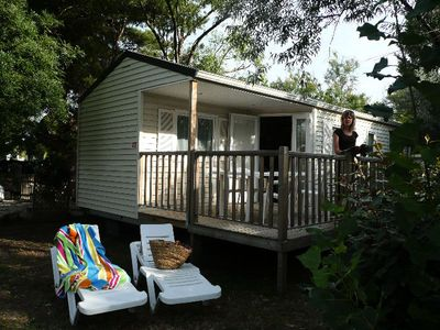 Photo for Camping Sen Yan ***** - Mobile home 4 Rooms 6 People