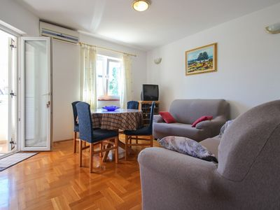 Photo for Holiday apartment with terrace and barbecue