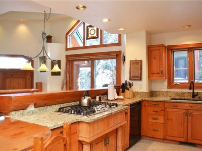 Photo for The Woods Townhomes: 4 BR / 3 BA townhome in Breckenridge, Sleeps 11