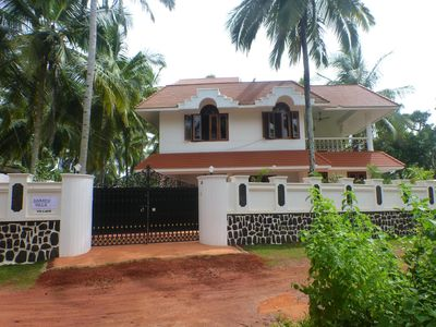 Photo for Manged & Maintained  by a British  couple-4 bedroom Villa,all to your self,!!!