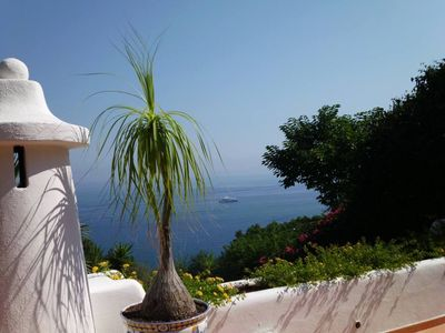 Photo for Ischia Casamicciola: Villa surrounded by nature, in the silence more 'absolute