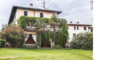 Photo for Splendid period residence on Lake Garda