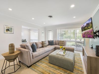 Photo for **STAY 3 GET 1 FREE! MODERN HOME W/HEATED POOL NEAR BEACH/FT LAUDERDALE DOWNTOWN