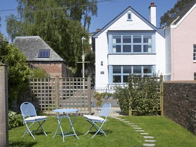 Photo for FERRY HOUSE Riverside Cottage Topsham, Perfect Location w/ Ample Parking
