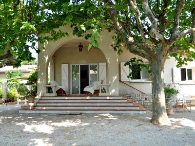 Photo for HOUSE 50 meters from the beach of LECQUES.