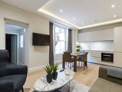 Photo for LOVELY One Bedroom Apartment in Notting Hill - Clanricarde 1