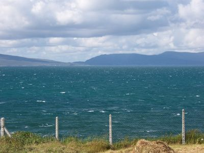 Photo for Clew Bay Holiday Home Overlooking Achill and Clair Island