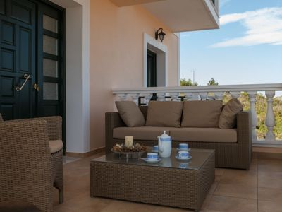 Photo for Apartment Grande Vista III in Samos Town - 4 persons, 1 bedrooms