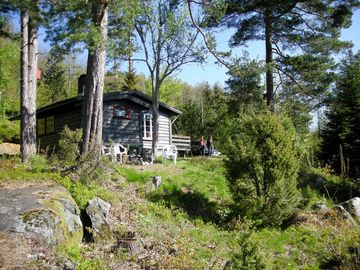 Vacation home Grimstad  in Rykene, Southern Norway - 6 persons, 3 bedrooms