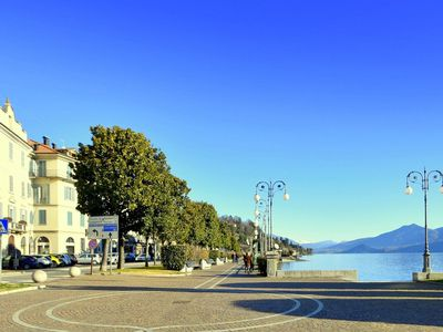 Photo for In a historic building, just few meters from the shores of the lake Maggiore