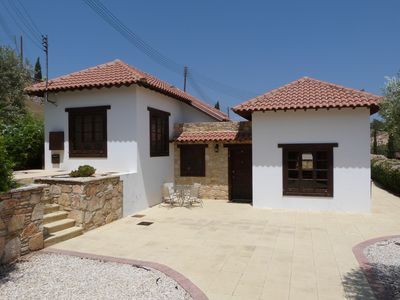 Photo for Beautifully Located Detached Modern Villa With Private Pool