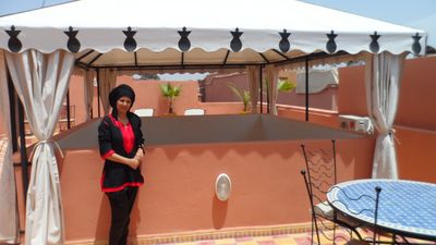 Photo for 1BR Bed & Breakfast Vacation Rental in Marrakech